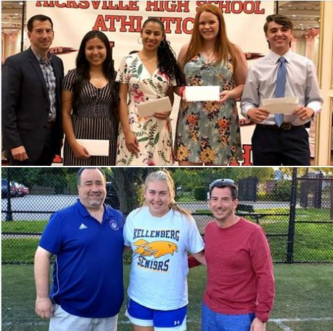 2019 Dave Daly Scholarship Recipients