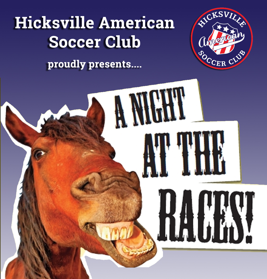 2019 Night at the Races fundraiser